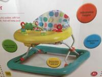 Chad Valley Baby Walker (bought recently and still with box)