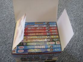 Thomas the Tank - King of the Railway DVD set 10 DVDs