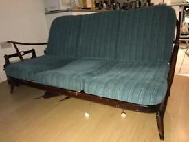 Gorgeous vintage Ercol sofa