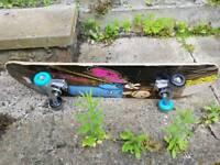 Skateboard - full size