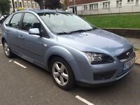 Ford Focus 1.6 zetec,05 reg in good condition with full service history and mot