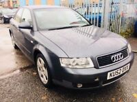 AUDI A4 DIESEL MANUAL 1.9 5 DOORS