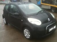 10 PLATE CITREON C1 VTR 3DR 51000MILES £20ROAD TAX 60+MPG £3250