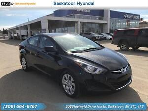 2016 Hyundai Elantra GLS PST Paid - No Accidents - Heated Seats