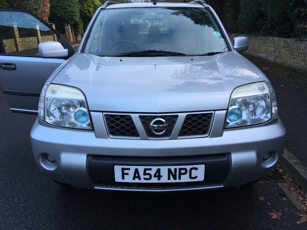 2005 nissan xtrail in bournemouth dorset gumtree. Black Bedroom Furniture Sets. Home Design Ideas