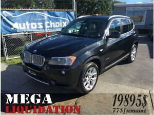 2014 BMW X3 XDRIVE 28I**MEGA LIQUIDATION**