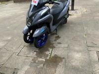 Yamaha Tricity 125cc 2020 model low very low mileage