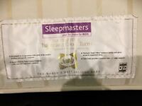 Sealey Posturepedic used kingsize mattress in excellent condition
