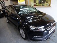 2014 VOLKSWAGEN POLO SE 1.0MPI75 PS, START/STOP,3DOOR, VERY LOW MILES ONLY 18K, VERY CLEAN CAR