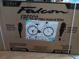 Due to moving New unopened box pack hybrids girl bike for sale due to moving just 100 pound only