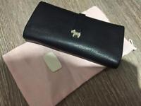 Large Radley Leather Purse with unused dustcover - Immaculate RRP £79