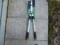 Fiskars Garden Shears telescopic model114221 (brand new) BARGAIN £30