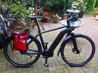 KALKHOFF INTEGRALE S11 ELECTRIC BIKE
