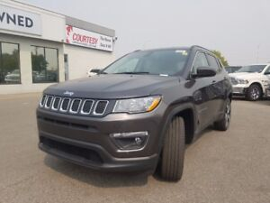 2017 Jeep Compass North | Bluetooth Streaming |  Auxiliary Jack