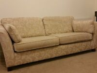Sofa and chair from m&s