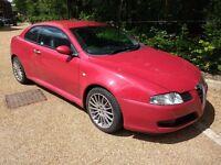 Alfa Romeo GT 1.9JTD 212bhp Remapped