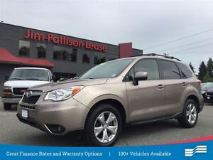 2014 Subaru Forester 2.5i Touring Package