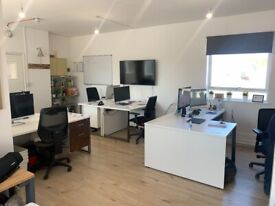 Small / Medium Private Office | Workspace Unit Rent | Creative Space | Warehouse Style | Wimbledon