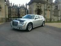 Chrysler 300c estate 12months MOT