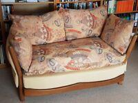 2 seater Ercol Impressionist Sofa