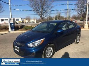 2016 Hyundai Accent GL | AUTO | HTD SEATS | BLUETOOTH