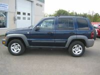 2006 Jeep Liberty (GARANTIE 1 AN INCLUS)
