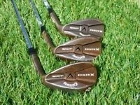 Callaway x series Forged Jaws Wedges