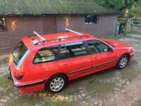 Pug 406 estate , mot until June 15, good runner and condition for age , quick sale needed