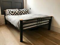 Metal Bed - King Size