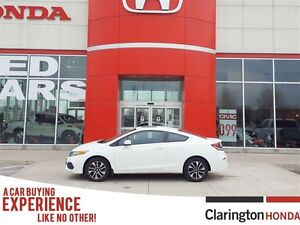 2014 Honda Civic EX Coupe,  Owner, Alloys and Sunroof