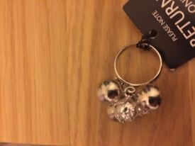 Silver Mikey ring
