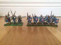 Warhammer Fantasy Empire Swordsmen and Halberdiers