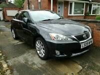 Lexus is220d 09 register 85k luxury