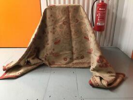 Laura Ashley floral rug