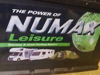 Numax Leisure LV26MF starting & deep cycling battery 100Ah