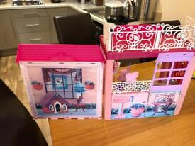 Barbie vacation house