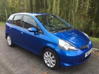 HONDA JAZZ SE CVT AUTOMATIC FULL MOT FULL SERVICE HISTORY IMMACULATE FIRST TO SEE WILL BUY