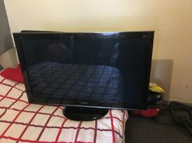 Panasonic 50 inch plasma 3D TV