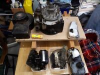 STRIPPED DOWN BRIGGS AND STRATTON MOWER ENGINE FROM A HAYTER HOBBY.