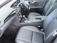 Mercedes-Benz C Class C200 CDI BLUEEFFICIENCY EXECUTIVE SE (white) 2013-04-16