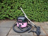HETTY ELECTRIC PULL A LONG HOOVER/ATTACHMENTS