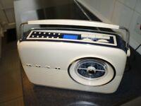 Retro design DAB / FM / AM Bush Digital radio - perfect condition & amazing sound