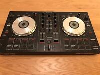 Pioneer DDJ-SB DJ Controller with Bag, Laptop Stand, Decksaver, Mic & Cables