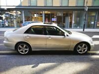 Lexus is200 auto gas LPG conversion very economical