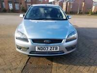 FORD FOCUS CLIMATE 1.6 PETROL 2007