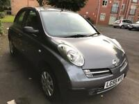 AUTOMATIC 2005 NISSAN MICRA FOR SALE