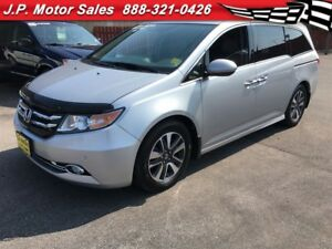 2014 Honda Odyssey Touring, Navigation, Sunroof, Third Row Seati