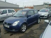 2008 57 suzuki swift 1.3 long mot