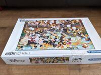 Disney 6000 Piece Jigsaw