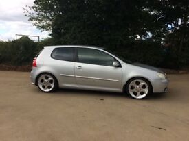 VW Golf Mark 5 2005, LOW MILES! (Not jetta, A3, A4, leon, Seat)